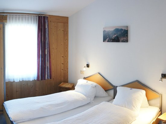 Alpine Lodge : Zimmer
