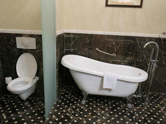 Hotel Sun : Sanitärbereich