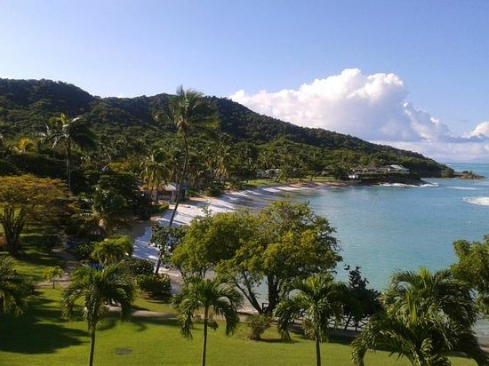 Hawksbill by Rex Resorts: view from hotel
