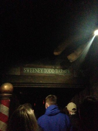 The London Dungeon: London Dungeon