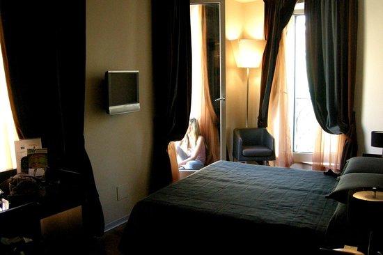 Hotel Valadier: Schlafzimmer