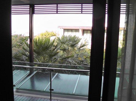 Wyndham Sea Pearl Resort Phuket: вид из номера второй этаж