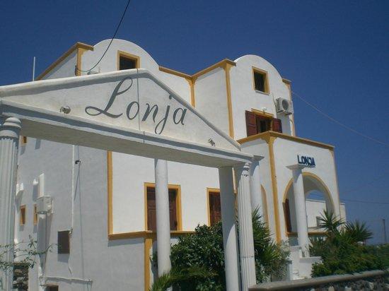 Privee Santorini: hotel