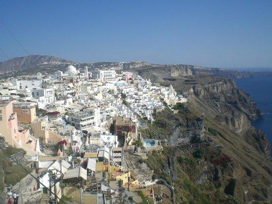 Privee Santorini: fira