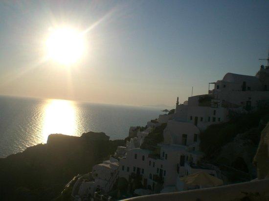 Privee Santorini: oia