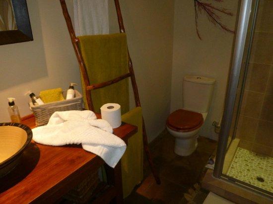 KhashaMongo Guesthouse: Badezimmer