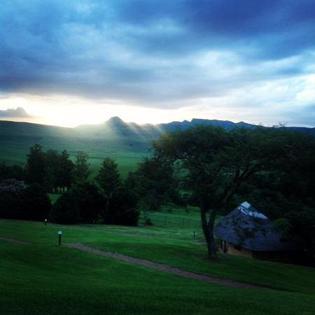 Montusi Mountain Lodge : heaven on earth
