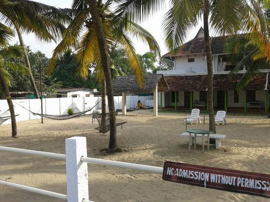 Alleppey Beach Resorts: awesome