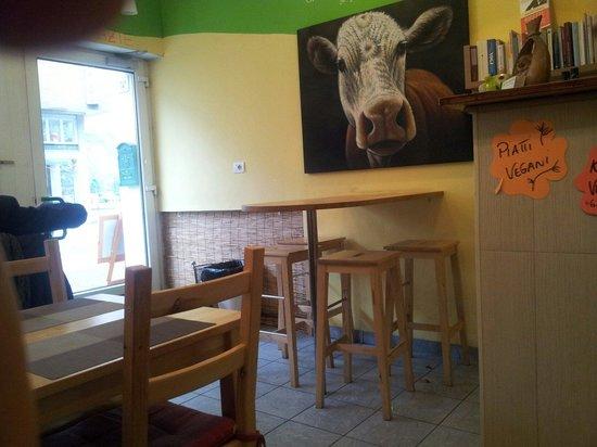 Il Punto Vegetariano: Welcome