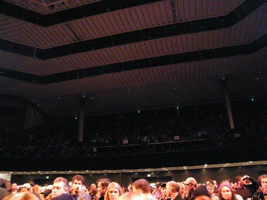 Bill Graham Civic Auditorium : interior
