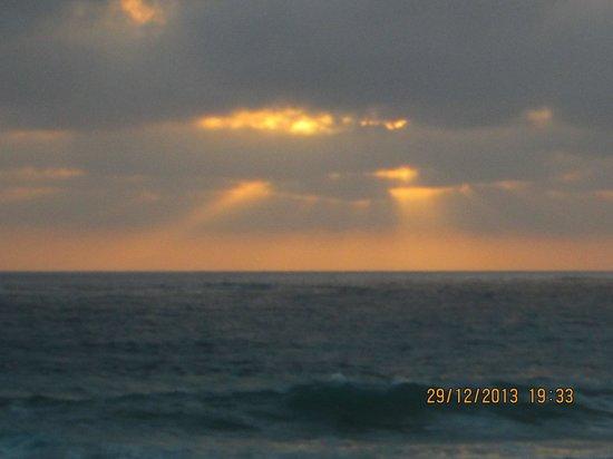 Buffalo Bay: sunset