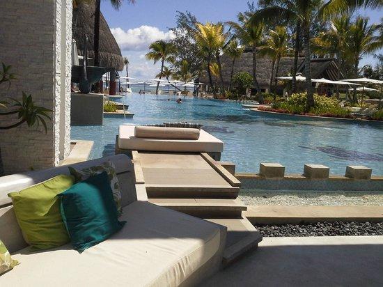 Ambre Resort & Spa: la piscine