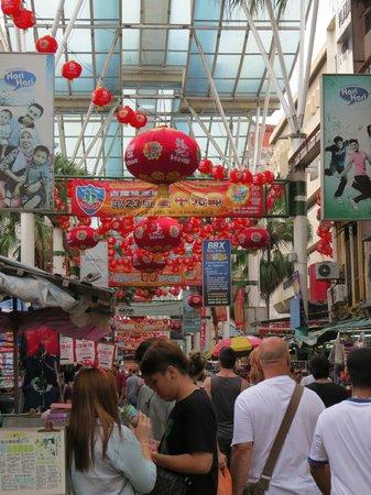 D'Oriental Inn, Kuala Lumpur : Petaling street