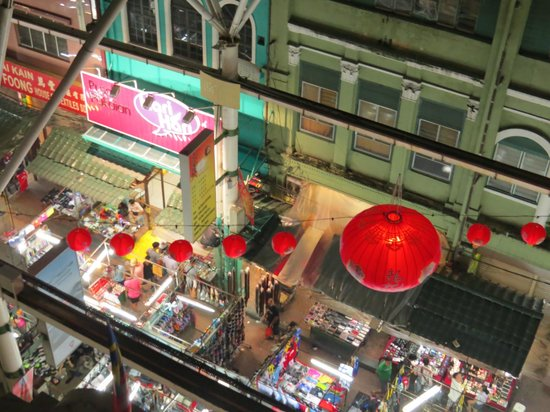D'Oriental Inn, Kuala Lumpur : Room view