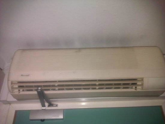 ibis Manchester Centre Princess Street Hotel: Air Cooler