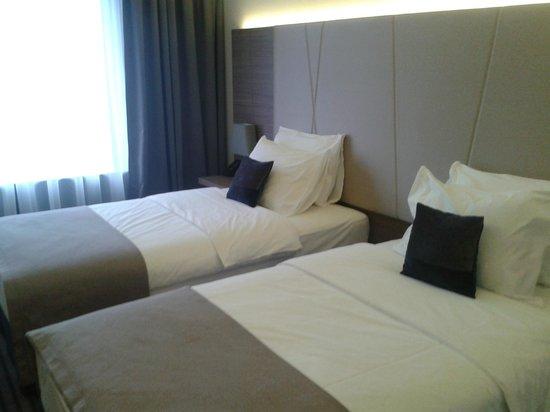 Radisson Blu Plaza Hotel Ljubljana: La nostra stanza