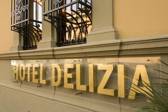 Hotel Delizia: Entrata