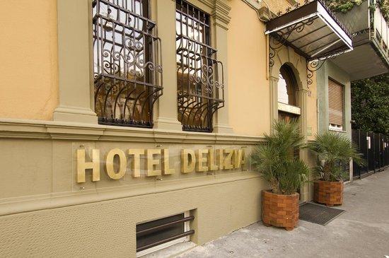 Hotel Delizia: Esterno