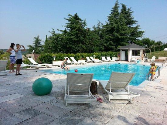 B&B N.1 : zwembad