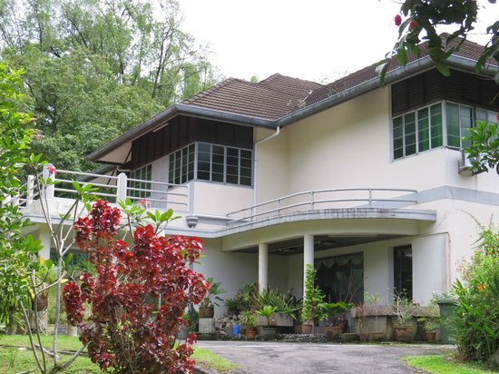 Fairview Guesthouse: Hotel