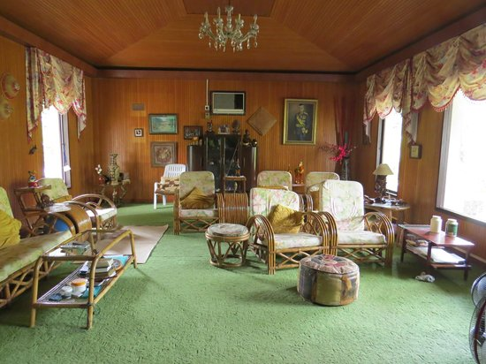 Fairview Guesthouse: Living room
