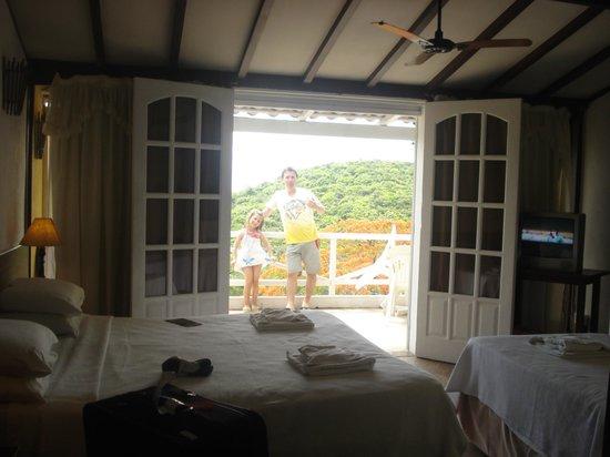 Posada Villa Mercedes: vista