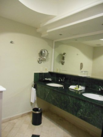 InterContinental Presidente Merida: Bagno