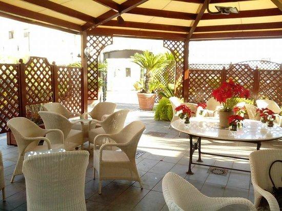Hotel Magri's: ingresso hotel