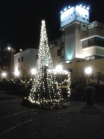 Hotel Magri's: parcheggio hotel