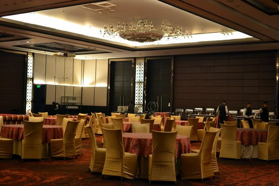 Crowne Plaza New Delhi Rohini: Crystal Ballroom