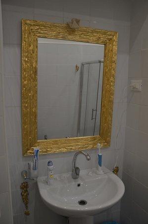Morali Lux: specchio bagno