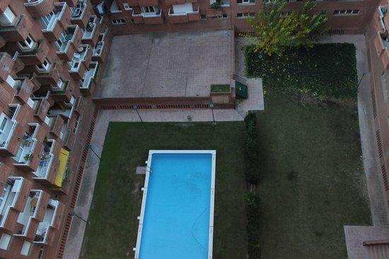 Hesperia Sant Joan: vista piscina