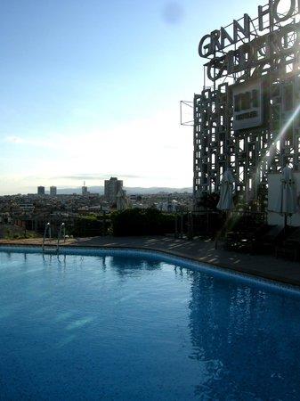 NH Barcelona Calderón: Dach