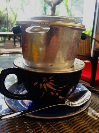 The Frangipani Villa - 90s Hotel: Cambodian coffee