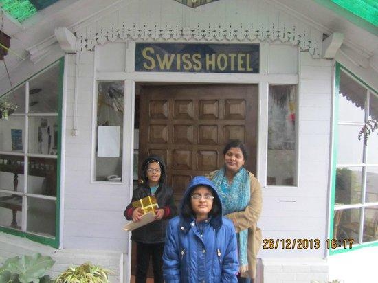 Summit Swiss Heritage Hotel & Spa: w