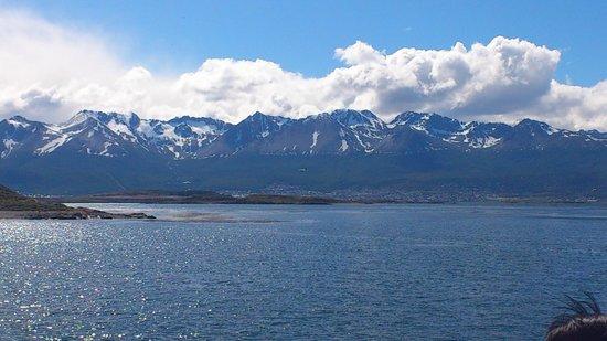 Faro Les Eclaireurs: Ushuaia