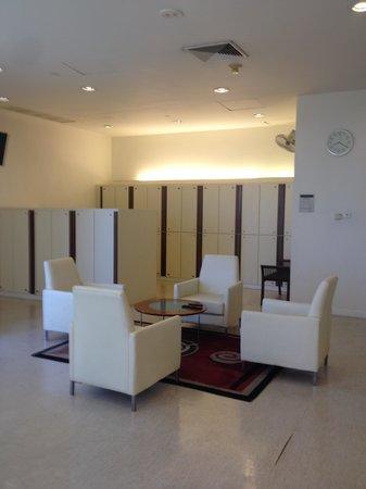 Chatrium Residence Sathon Bangkok: Gym/spa