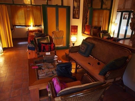 Secret Garden Chiang Mai: Tamarind Room