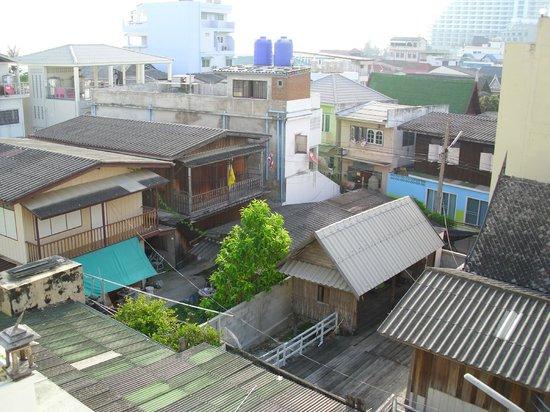 Baan Chalelarn Hua Hin: Roof top view