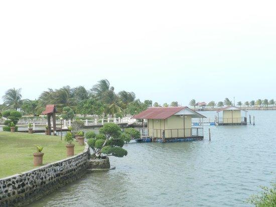 Bintan Sayang Resort : Kelong hut