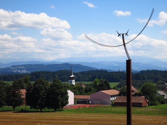 Kirchlindach, Switzerland: view