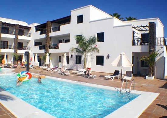 Club Atlantico : Heated Pool