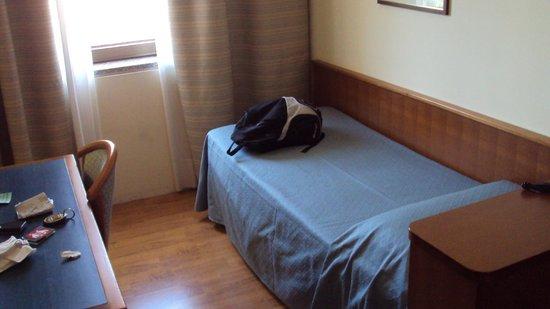Hotel Centrale: dormitorio
