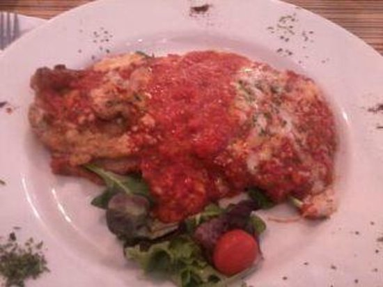 DeAngelo's by the Sea : Eggplant Parm