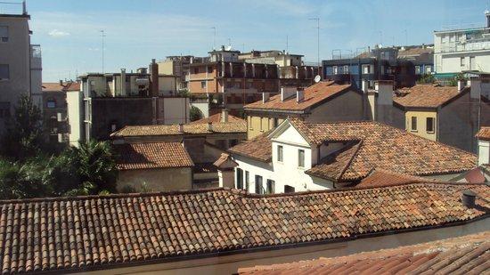 Hotel Centrale: vista