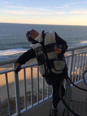 Hilton Suites Ocean City Oceanfront : Donna at Hilton Suites