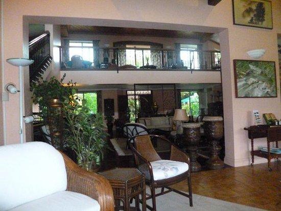 Bukidnon Country Lodge interior