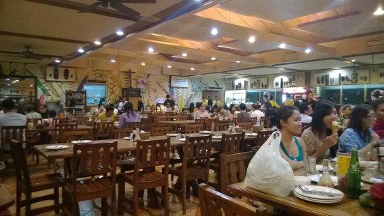 Aboy's Restaurant: Restaurant