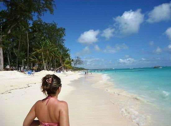 VIK Hotel Arena Blanca: Mirando el paraíso