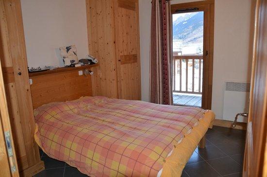 Residence Le Criterium : chambre principale